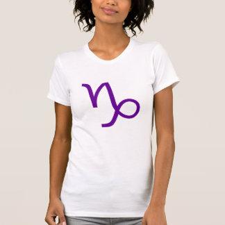 Capricorn Purple Shirt