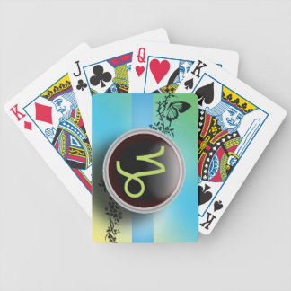 Capricorn Sign Playing Cards