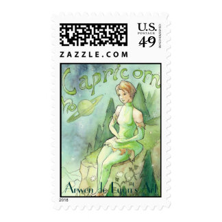 Capricorn Stamps