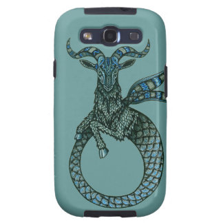Capricorn Symbol Samsung Galaxy SIII Covers