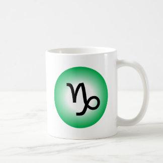 CAPRICORN SYMBOL COFFEE MUG