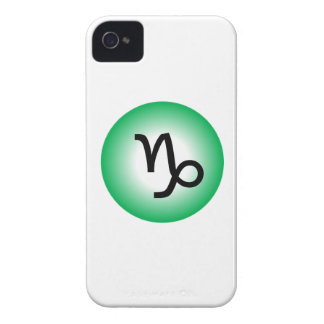CAPRICORN SYMBOL iPhone 4 Case-Mate CASE