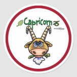 Capricorn - The Goat Sticker