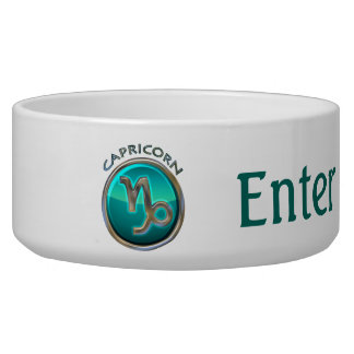 Capricorn - The Goat Zodiac Sign Bowl