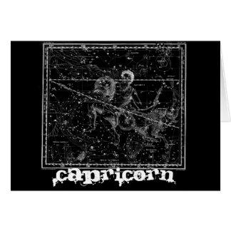 Capricorn, the Sea Goat Card