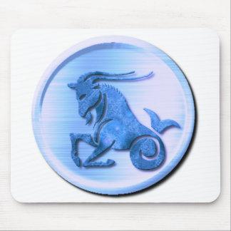 Capricorn Traits Mouse Pad