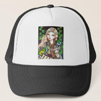 Capricorn Trucker Hat