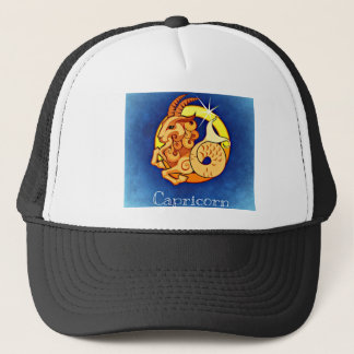Capricorn Trucker Hat