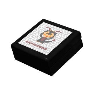 Capricorn Zodiac for Kids Jewelry Box
