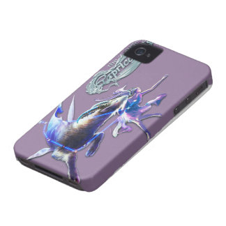 Capricorn Zodiac for your iPhone 4/4S iPhone 4 Case-Mate Case