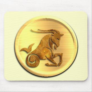 Capricorn Zodiac Mouse Pad