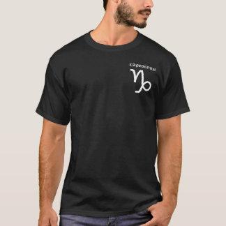 Capricorn Zodiac Sign Dark Shirt