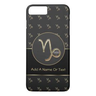 Capricorn Zodiac Sign Personalized iPhone 7 Plus Case