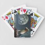 Capricorn Zodiac Symbol Bicycle Playing Cards