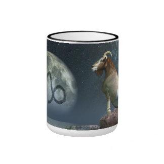 Capricorn Zodiac Symbol Coffee Mug