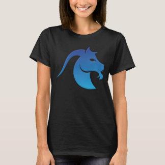 Capricorn Zodiac Symbol Tee