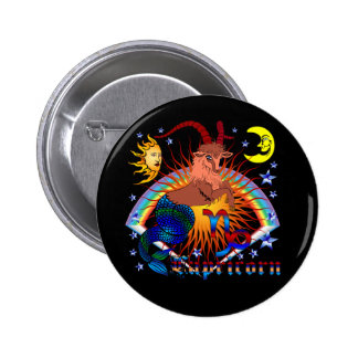 Capricorn-Zodiac-V-1 Pinback Button