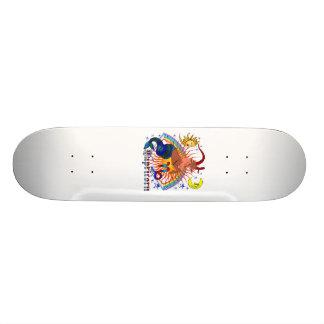 Capricorn-Zodiac-V-1 Skateboard