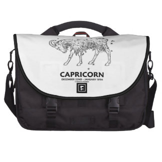 Capricornio (22 de diciembre - 19 de enero) bolsas de portátil
