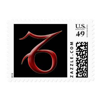 Capricornio #2 sello