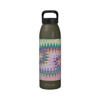 Capricornio géminis cáncer - astrología del zodi botella de agua reutilizable