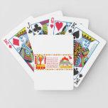 Capricornio llevado zodiaco 1977 de la serpiente d baraja cartas de poker