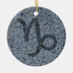 Capricornio Ornaments Para Arbol De Navidad