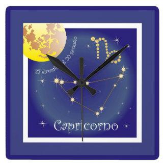 Capricorno 22 dicembre Al 20 gennaio clock