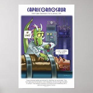 Capricornosaur Posters