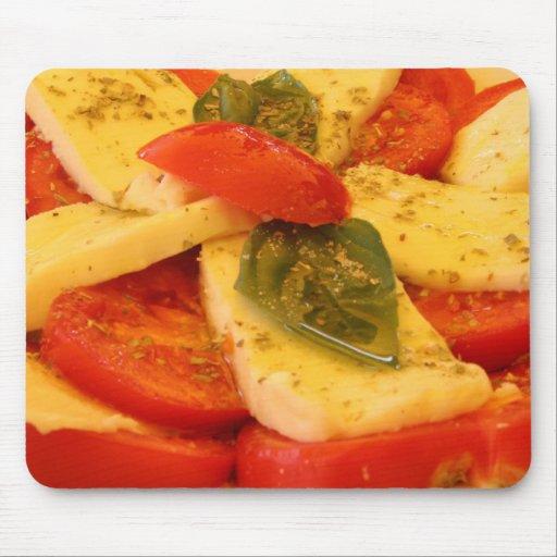 Caprisi Salad Mouse Mat