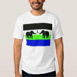 Caprivi Bantustan, Namibia T-shirts