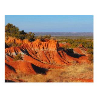 Caprock Canyons Postcard