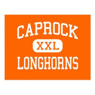 Caprock - fonolocalizadores de bocinas grandes - H Postales