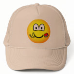 Tattoo emoticon   caps_and_hats