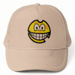 Cheese smile   caps_and_hats