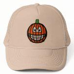 Jack-o-lantern smile   caps_and_hats
