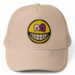 Black eyed smile   caps_and_hats