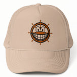 Ships wheel smile   caps_and_hats