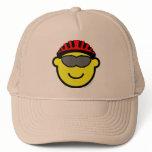 Biker buddy icon glasses  caps_and_hats