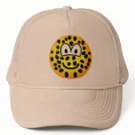 Leopard emoticon   caps_and_hats
