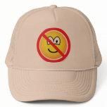 No emoticons   caps_and_hats