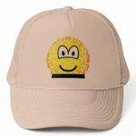 Snowglobe emoticon   caps_and_hats