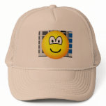 City emoticon   caps_and_hats