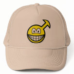 Male smile   caps_and_hats