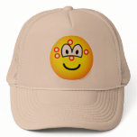 Acne emoticon   caps_and_hats