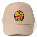 Anarchist smile   caps_and_hats