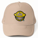 Sweating smile   caps_and_hats