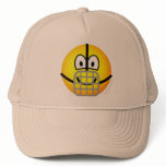 Muzzle emoticon   caps_and_hats