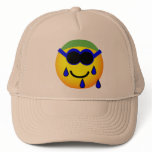 Swimming emoticon   caps_and_hats