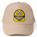 Hamster smile   caps_and_hats